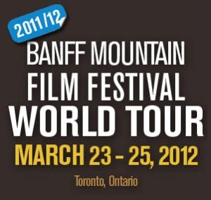 Banff Mountain Film Festival Toronto 2012