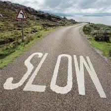 Slow Road Image
