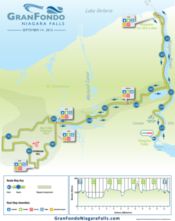 GranFondo NF Route Map Aug2013