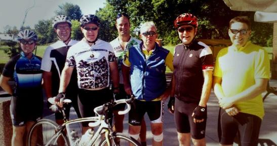 GranFondo Niagara Falls Group ride